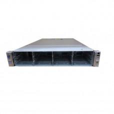 Server HP ProLiant DL380e G8, 2U, 2x Intel Octa Core Xeon E5-2450L 1.8 GHz-2.3GHz, 16GB DDR3 ECC Reg, 14 x 3,5 inch bays, no HDD, Raid Controller HP SmartArray P420/1GB, iLO 4 Advanced, 2x Surse Hot Swap 750W Servere & Retelistica