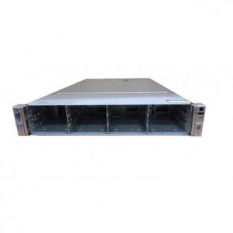 Server HP ProLiant DL380e G8, 2U, 2x Intel Octa Core Xeon E5-2450L 1.8 GHz-2.3GHz, 64GB DDR3 ECC Reg, 12 x 3.5 inch bays, no HDD, Raid Controller HP SmartArray P420/1GB, iLO 4 Advanced, 2x Surse Hot Swap 750W