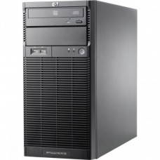 Server HP ProLiant ML110 G6 Tower, Intel Xeon Quad Core X3430 2.40GHz, 4GB DDR3, 400GB SATA, PSU 300W Servere & Retelistica