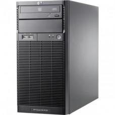 Server HP ProLiant ML110 G6 Tower, Intel Xeon Quad Core X3430 2.40GHz, 8GB DDR3, 2 x 1TB SATA, DVD-ROM, PSU 300W Servere & Retelistica