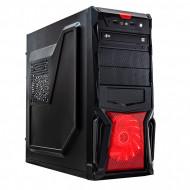 Sistem PC, Intel Celeron G1610 2.60GHz, 16GB DDR3, 2TB SATA, GeForce GT710 2GB, DVD-RW, CADOU Tastatura + Mouse Calculatoare