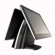 Sistem POS FEC AerPOS AP-3615, 2 x 15 Inch LCD TouchScreen, 1024 x 768, Intel Celeron G540 2.50GHz, 4GB DDR3, 320GB SATA POS & Supraveghere