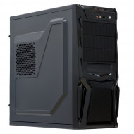 Sistem PC  Junior, Intel Core i3-3220 3.30GHz, 16GB DDR3, 120GB SSD + 1TB SATA, Placa video Nvidia Geforce GT710 2GB, DVD-RW, CADOU Tastatura + Mouse Calculatoare