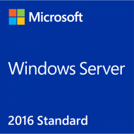 Windows Server Standard 2016 64Bit English/ OEI DVD, 16 Core Software & Diverse