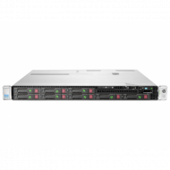 Server HP ProLiant DL360e G8, 1U, 2x Intel Octa Core Xeon E5-2450L 1.8 GHz-2.3GHz, 24GB DDR3 ECC Reg, 2x 146GB SAS/10k, Raid Controller HP SmartArray P420/1GB, iLO 4 Advanced, 2x Surse HOT SWAP Servere & Retelistica