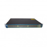 Switch Cisco Catalyst 2950G-48, 48 porturi 10/100 + 2 x GBIC - managed Servere & Retelistica