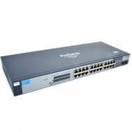 Switch HP ProCurve 1800-24G J9028B, Managed, 24 porturi Gigabit Servere & Retelistica