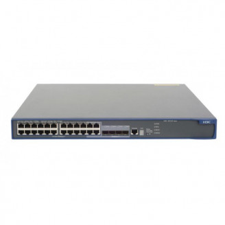 Switch HPE 5120-24G EI, 24-port with 2 Interface Slots, 10/100/1000 Servere & Retelistica