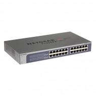 Switch NETGEAR ProSafe Plus JGS524E, Managed, 24 porturi Gigabit Servere & Retelistica