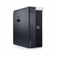 Workstation DELL Precision T3600, Intel Xeon Hexa Core E5-1650 3.20GHz - 3.80 GHz, 12MB Cache, 8 GB DDR3 ECC, 500GB HDD SATA, Placa Video Nvidia Geforce 605 1GB Calculatoare