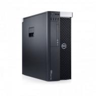 Workstation DELL Precision T3600, Intel Xeon Hexa Core E5-1650 3.20GHz - 3.80 GHz, 12MB Cache, 24 GB DDR3 ECC, 2TB HDD SATA, Placa Video Nvidia Quadro 4000 2GB/GDDR5/256biti Calculatoare