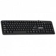 Tastatura Spacer SPKB-520, Antistropi, USB, Negru Componente & Accesorii
