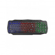 Tastatura Iluminata de Gaming cu cablu USB 1.4M, TED-KD620 Componente & Accesorii