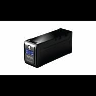 UPS TED Electric 700VA/400W, Cu stabilizator, Display LCD, 2 x Schuko Servere & Retelistica