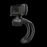 Webcam Trust Trino HD, 720p, USB, Buton Screenshot Componente & Accesorii