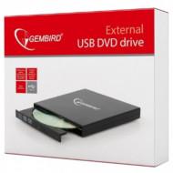 Unitate Optica Externa Noua DVD-RW Gembird, USB Laptopuri