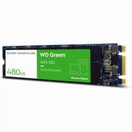 SSD Western Digital WDS480G2G0B, 480GB, SATA III, M.2 2280 Calculatoare