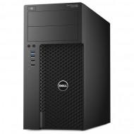 Workstation Dell Precision 3620, Intel Xeon E3-1225 v5 3.30-3.70GHz, 8GB DDR4, 240GB SSD, DVD-ROM Calculatoare