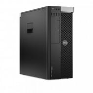 Workstation DELL Precision T3610 Intel Xeon Quad Core E5-1620 V2 3.70-3.90GHz, 128GB DDR3 ECC, 480GB SSD + 2TB HDD SATA, DVD-ROM + NVIDIA QUADRO K5000/4GB Calculatoare