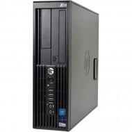 Workstation HP Z210 SFF, Intel Core i5-2400, 3.1GHz, 4GB DDR3, 500GB SATA, DVD-RW Calculatoare