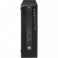 Workstation HP Z240 Desktop, Intel Xeon Quad Core E3-1230 V5 3.40GHz-3.80GHz, 16GB DDR4, SSD 480GB SATA, nVidia K620/2GB, DVD-RW Calculatoare