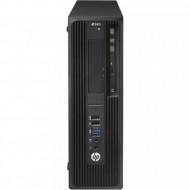 Workstation HP Z240 Desktop, Intel Xeon Quad Core E3-1230 V5 3.40GHz-3.80GHz, 24GB DDR4, SSD 120GB + HDD 1TB SATA, nVidia K620/2GB, DVD-RW Calculatoare