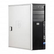 WorkStation HP Z400, Intel Xeon Quad Core W3520 2.66GHz-2.93GHz, 8GB DDR3, 500GB SATA, Placa video Gaming AMD Radeon R7 350 4GB GDDR5 128-Bit, DVD-RW Calculatoare