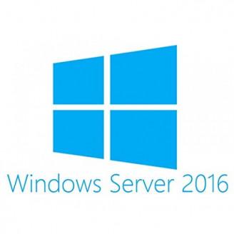 Microsoft Windows Server CAL 2016 English 1 pk DSP OEI 5 - User CAL Software & Diverse