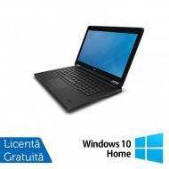 Laptop Dell Latitude E7250, Intel Core i5-5300U 2.30GHz, 8GB DDR3, 240GB SSD, 12 Inch + Windows 10 Home Laptopuri