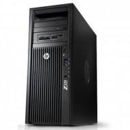 Workstation HP Z220 Tower, Intel Xeon E3-1290 v2 3.70-4.10GHz, 8GB DDR3, 256GB SSD, nVidia Quadro 2000 1GB GDDR5, DVD-RW Calculatoare